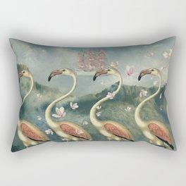 March of Triumph Rectangular Pillow