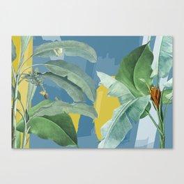Tropical heaven Canvas Print