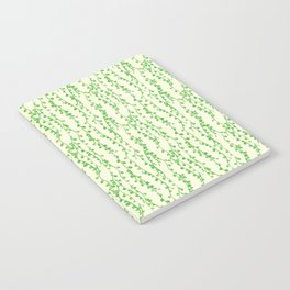 String of Pearls Pattern Notebook