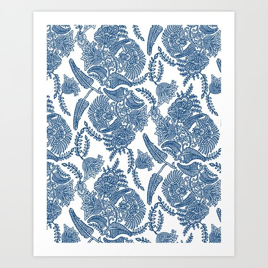 Linen Art Print
