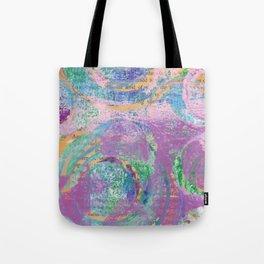 Mystic Purple Tote Bag