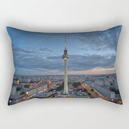 Colorful Berlin Rectangular Pillow