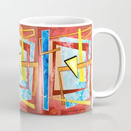 Spontaneous Geometric 1 Coffee Mug