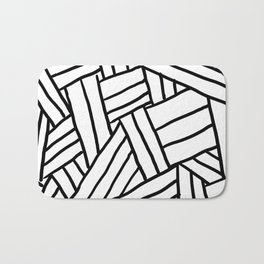 Raw Pattern Series: n.1 Bath Mat