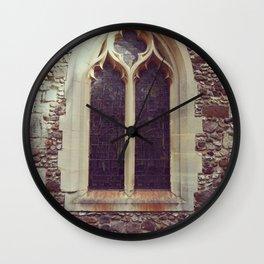Church window Wall Clock