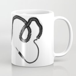 Headphone Culture Coffee Mug