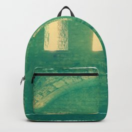 Creepy Window Backpack