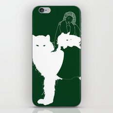 Mother of Wolves iPhone & iPod Skin