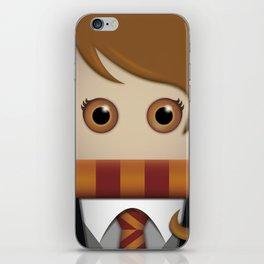 Cute Hermione iPhone Skin
