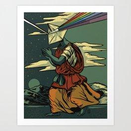 Bringer of Light Art Print
