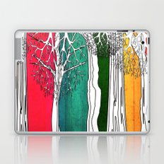 Color Forest Laptop & iPad Skin