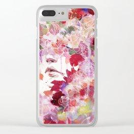 Garden IV Clear iPhone Case