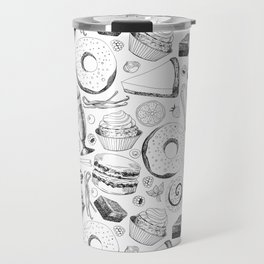 Delicious pattern Travel Mug