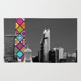 Funky Landmark - Chicago Rug