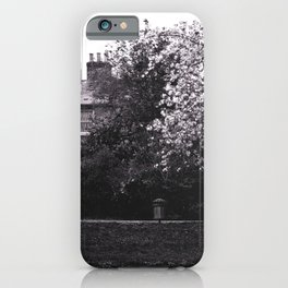 A bit of england which feels like home iPhone Case