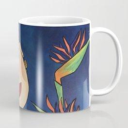 Frida Khalo Painting Coffee Mug