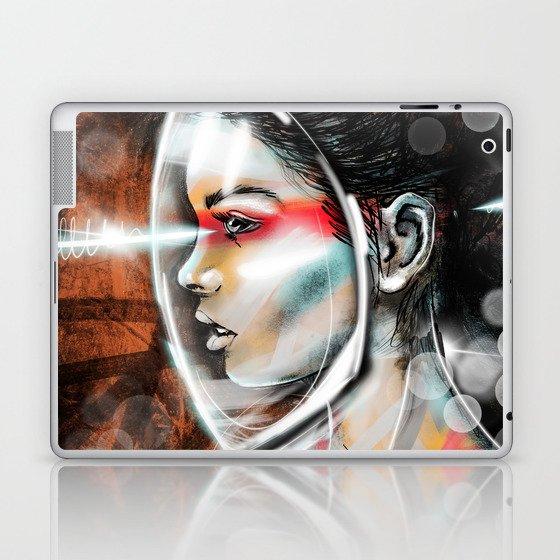 Nova Spike II Laptop & iPad Skin