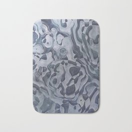 Abstract Composition 359 Bath Mat