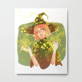 Witch Kenma Metal Print