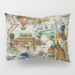 The World-Oceania Pillow Sham