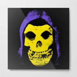 Skeletorfits1 Metal Print