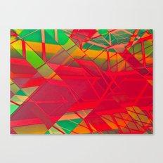 Juxt 1 Canvas Print