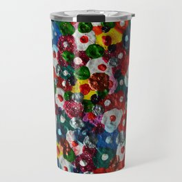 Flowers Blooming Travel Mug