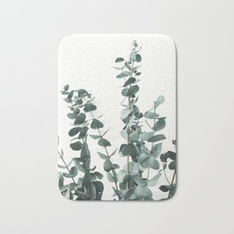 Eucalyptus Leaves Bath Mat