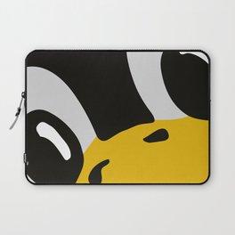 Linux tux Penguin eyes Laptop Sleeve