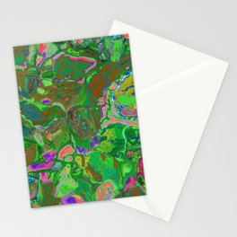 Crystalline Structure #2 Stationery Cards