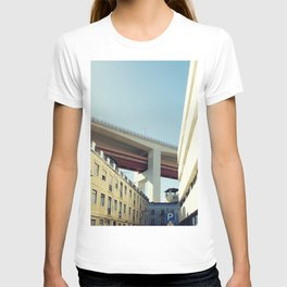Lisboa Under The Bridge T-shirt