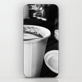 Cups of Coffee iPhone Skin