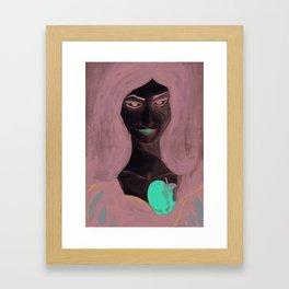 What doesn't  kill me, make me stronger Framed Art Print