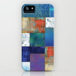 Putting the Pieces Back Together iPhone Case