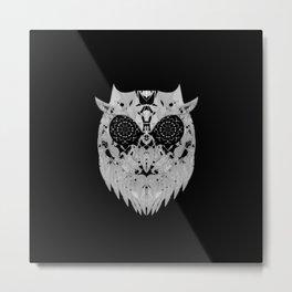 owltree Metal Print