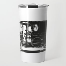 Old car 7 Travel Mug