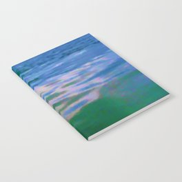 Lakeside abstract Notebook