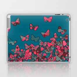 Flutterflies Laptop & iPad Skin