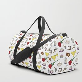 Beauty and the Beast Duffle Bag