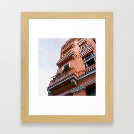 Havana Framed Art Print