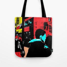 London Red Tote Bag