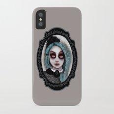 Harajuku Vampire Slim Case iPhone X