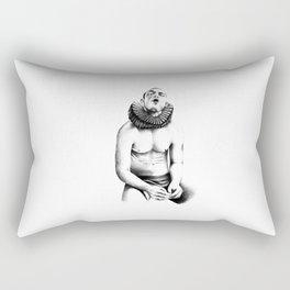 Man Rectangular Pillow