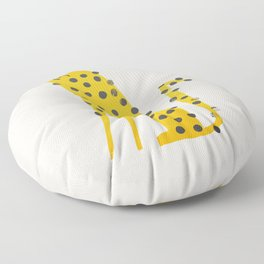 Speedy Cheetah Floor Pillow