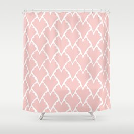Mama rosa garden elem Shower Curtain