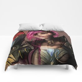 Piltover Enforcer Comforters