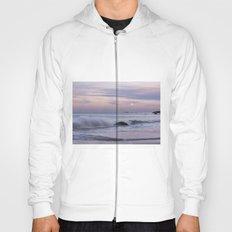 Pastel Ocean Moonrise Hoody
