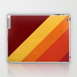 Retro 70s Color Palette II Laptop & iPad Skin