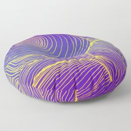 Fine Lines Floor Pillow