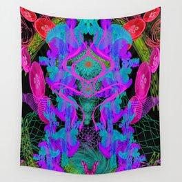 Jellyfish Warp Wall Tapestry